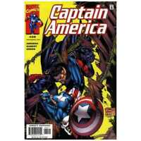 Captain America (1998 series) #30 in Near Mint + condition. Marvel comics [*kd]
