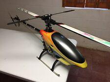Thunder Tiger Raptor 60 Helicopter OS 61 SX Futaba Gyro Hitec Servo Nitro Heli