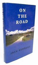 ON THE ROAD by JACK KEROUAC HCDJ - CLASSICS OF MODERN LITERATURE