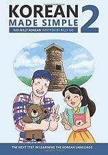 Korean Made Simple 2: The next step in learning the Korean language:... NEW BOOK