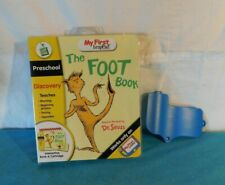 2004 Leap Frog My First LeapPad The Foot Book Dr. Seuss Preschool Battery Cover