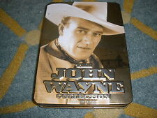 The John Wayne Collection Collector's Edition on DVD IN TIN