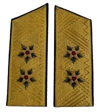 Soviet 2-star Navy Admiral parade shoulder boards