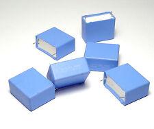 6x diapositives-Condensateur, 4.7 µf/250v DC, philips 373 marché, pour fréquence doux