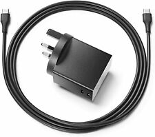 Google Pixel 5 4 3 2 XL 22.5W Double Port Wall Charger Adapter & 1.8m USB-C