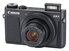 Canon PowerShot g9x MARK II NERO + 30 € CASHBACK NUOVO dal rivenditore!