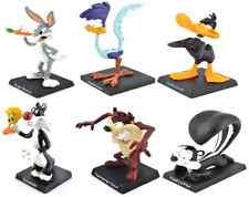 Lot Of 50 Figures Looney Tunes -Sylvester Bunny Marvin Daffy - Collection Bulk
