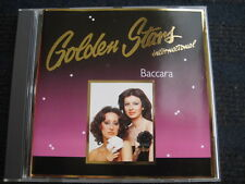 CD  BACCARA  Golden Stars  Yes Sir, I can boogie  Neuwertige CD  Best Greatest