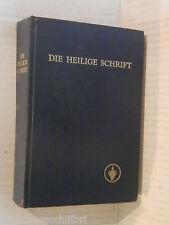 Luthers DIE BIBEL ODER DIE GANZE HEILIGE SCHRIFT DES ALTEN UND NEUEN TESTAMENTS