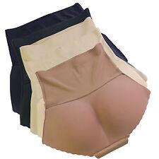 Buttock Padded Underwear High Waist Bum Shaper Butt Enhancer Knickers Panties