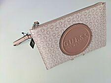 GUESS Thornton WRISTLET Big Logo Clutch Pouch Handbag Wallet New w Tag BB754364