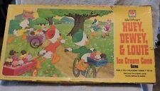 Huey, Dewey, & Louie Ice Cream Cone Game 1977