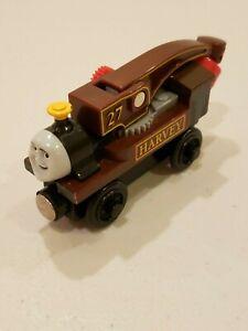 Thomas Train LC 99175 Wooden Railway Harvey 2002