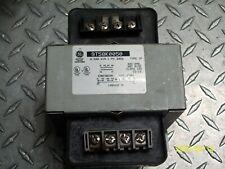 GE 9T58K0050 .500 KVA TRANSFORMER PRI: 220/480V SEC: 110/120V 1-PHASE