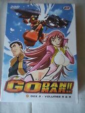 // NEUF Coffret  ** GOdannar ** Yasuchika Nagaoka Box 3 / 3 - 2 DVD MANGA ROBOT
