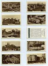 More details for full set, cope, castles 1939 ex (gy149-446)