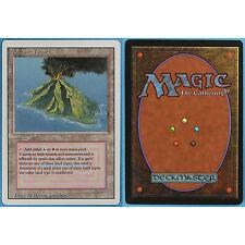 Volcanic Island- Revised NM-M NEAR MINT DUAL LAND MAGIC CARD (ID 28333) ABUGames