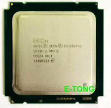 Intel Xeon E5-2697 V2 SR19H 2.7GHz Twelve Core 12-Core LGA 2011 CPU Processor