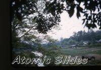 1950s red border kodachrome Photo slide #20  Japan  JP81