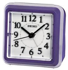 Seiko Wecker QHE090L Analog Alarm