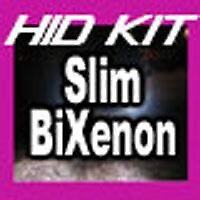 H4 Hi/Lo Bi-Xenon Telescopic HID Conversion Kit SLIM