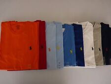 New Polo Ralph Lauren  Man's T shirt Classic Fit Short Sleeve S M L XL 2XL