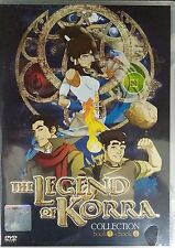 AVATAR - THE LEGEND OF KORRA (COMPLETE BOOK 1-4) - COMPLETE ANIME TV SERIES DVD