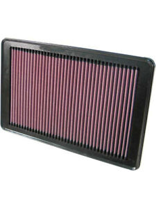 K&N Panel Air Filter FOR SATURN ION 2.4L L4 F/I (33-2358)