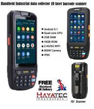 Ordinateur de poche Industrial Data Collector 1d Laser Barcode Scanner Reader POS NFC Cam
