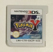 Pokemon Y 3ds Cartridge Only