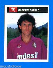 [VS] CAMPIONI & CAMPIONATO 90/91-Figurina n. 360 - CARILLO - TORINO -New