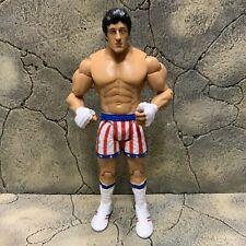 Jakks Pacific Rocky Rocky Balboa Action Figure Boxing Cult Movie Stallone