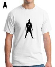 R0186 HALA MADRID T-shirt for CR7 and Cristiano Ronaldo Fans Football Portugal