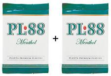PL 88 Menthol Premium FLAVOR CARD / 2er (Aromakarte, Tabakaroma)