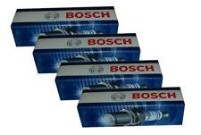 4 BOSCH Zündkerzen für OPEL ASCONA A B C,ASTRA F,CAMPO,COMBO,CORSA A B