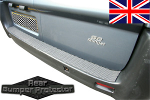 REAR BUMPER PROTECTOR UNIVERSAL CAR OR VAN. CUT YOUR OWN TO FIT YOUR OWN BUMPER