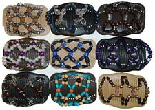 """Angel Wings Hair Clips 4x3.5"""", African Butterfly Comb, US SELLER, Quality S37"""
