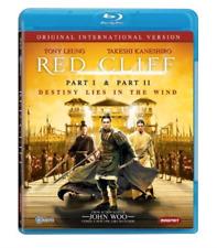 Red Cliff Original International 1&2 0876964002769 with Tony Leung, Blu-ray,