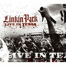 Linkin Park -  Live In Texas (CD+DVD) (Digipack) Korea Edition New