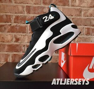 ⚾ 2021 Nike Air Griffey Max 1 White Black Freshwater DD8558-100 Size 8-13
