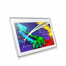 360° Schutz Set: für Lenovo Tab 2 10.1 zoll a10-70 silikon cover+display folien