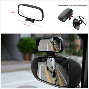 Wide Angle Blind Spot Mirror Adjustable Auxiliary Rear View Mirror For Car Truck