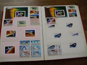 MADAGASKAR Marken u. Blocks, mnh/postfrisch, SPACE 1