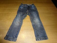 Jeans Hose Jeanshose Gr. 98 Topolino blau