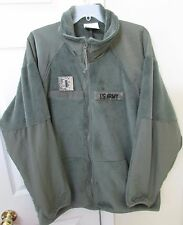 US Military Issue Cold Weather Gen 3 Green Fleece Jacket XL EUC