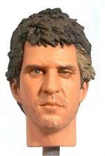 1:6 Custom Head Mel Gibson as Mad Max battle damaged