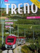 Tutto Treno 234 con INSERTO Automotrici ALn 668 - Poster E 414 - 150 Marklin