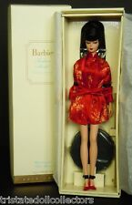 Gold BFMC CHINOISERIE RED MOON~Silkstone Barbie~NRFB