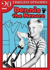 Dennis the Menace: 20 Timeless Episodes, Good DVD, Jay North, Herbert Anderson,