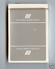 VINTAGE RARE UNITED AIRLINES PLAYING CARDS DECK, SEALED!!